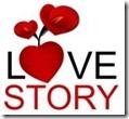 Love story logo