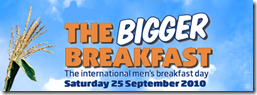 The bigger breakfast