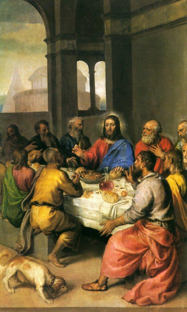 http://godmanchesterbaptist.org/wp-content/uploads/2015/03/Titian_LastSupper_c1544_Urbino.jpg