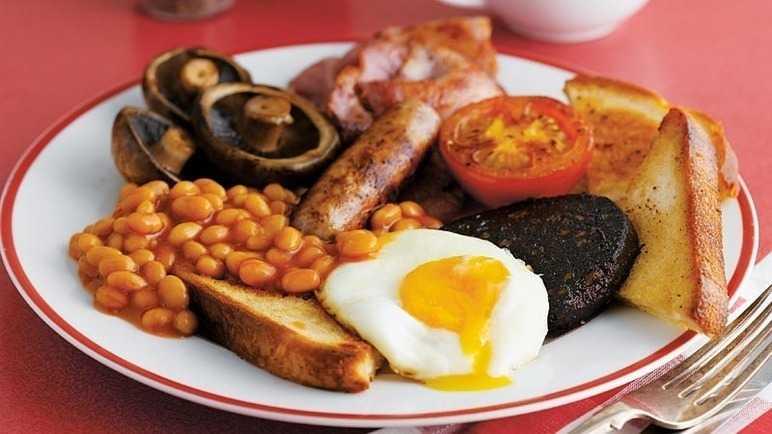 Angry Men's Breakfast